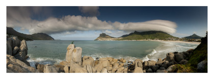 'Monument to all the wildlife that once roamed Hout Bay...', 105 x 35, R 4 600