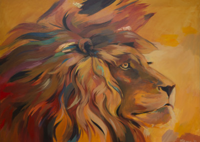 'Lion of Judah'